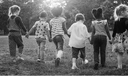 black-white-image-children-walking-260nw-737997076.jpg